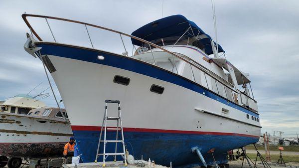 DeFever Defever Offshore Cruiser