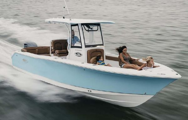 2019 Sea Hunt Ultra 255 SE