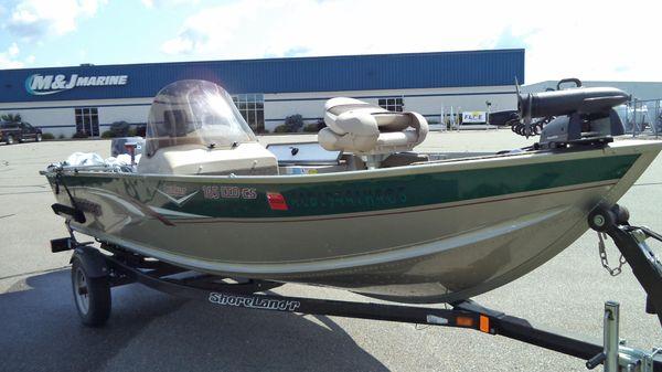 Alumacraft Lunker 165 LTD CS