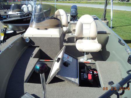 Alumacraft Lunker 165 LTD CS image