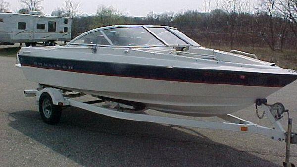 Bayliner 195 BR SPORT