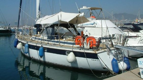 Trintella 53 Cutter Rigged Sloop Trintella 53 Cutter Rigged Sloop