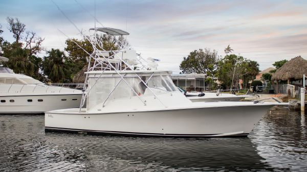 Judge Express Sportfish