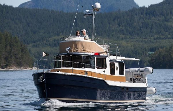 2019 Ranger Tugs R-31 CB