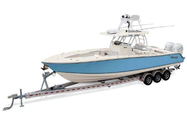 2020 Mako 334 CC Sportfish Edition