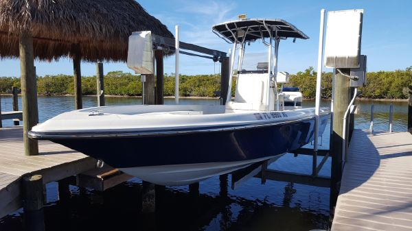 ShearWater 2400Z Beautiful, Efficient Fishing Machine