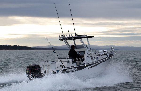 2021 Extreme Boats 605 CC