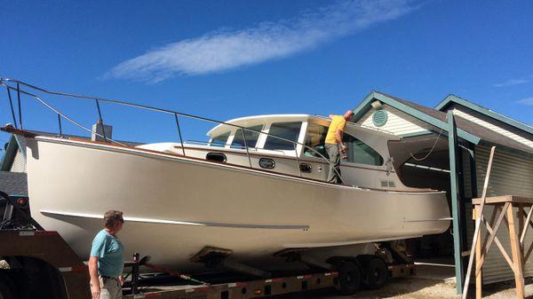 Morgan Bay Downeast Cruiser