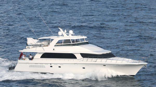 Cheoy Lee Sport Motor Yacht