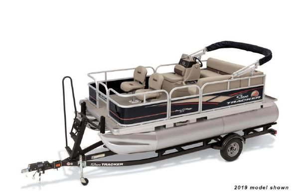 2020 Sun Tracker Bass Buggy 16 DLX ET