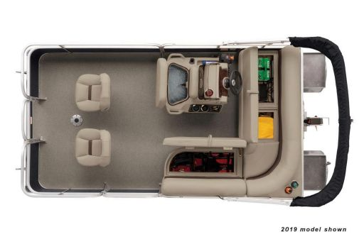 Sun Tracker Bass Buggy 16 DLX ET image
