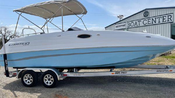 Sea Pro Citation 2400