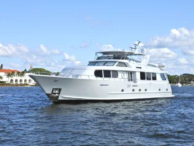 2001 Broward<span>Motor Yacht</span>