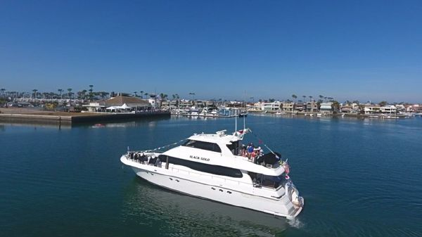 Lazzara Yachts CABRIOLET SKYLOUNGE