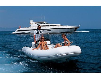 Zodiac Yachtline Deluxe 530 image