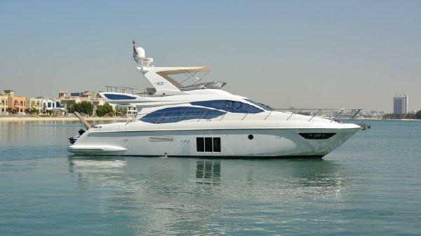 Azimut 53 Motor Yacht