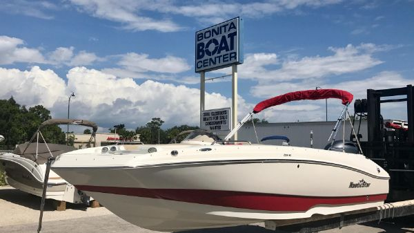 NauticStar 203 SC DECK BOAT 2016 NauticStar 203 SC Deck Boat Cruiser Bowrider Boats For Sale
