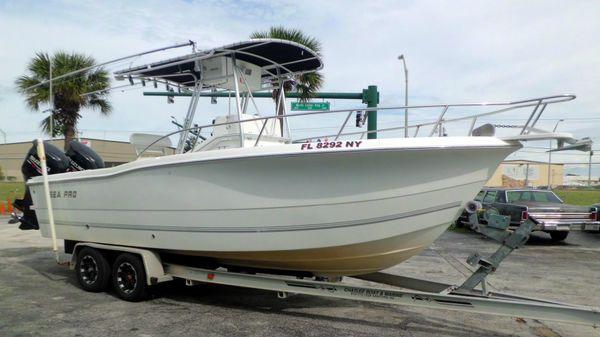 Sea Pro 255CC