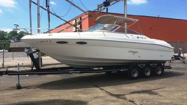 Sea Ray 280 Sunsport