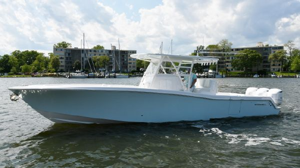 Invincible 36 Open Fisherman - IN STOCK