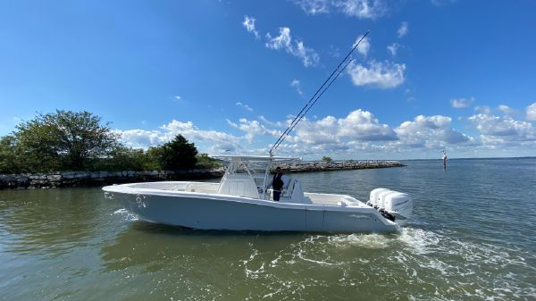 Invincible 36 Open Fisherman - ON ORDER