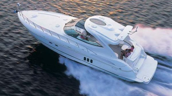 Cruisers Yachts 520 Express Manufacturer Provided Image