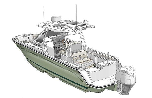 2020 Cutwater C-24 CW