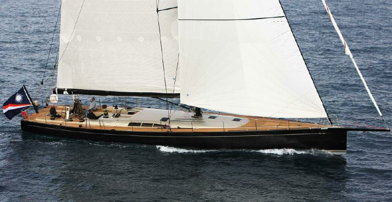 2009 Custom Tripp Racer/Cruiser 75 Buy Rhode Island
