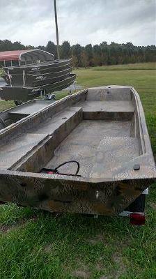 Alumacraft Waterfowler 15 Camo - main image