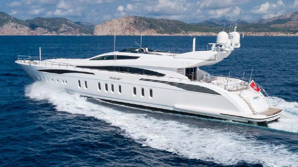 Leopard 46M - back on the market!