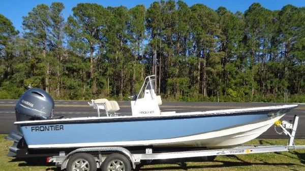 New Frontier Boat Brokerage in Brunswick, Georgia | Boats