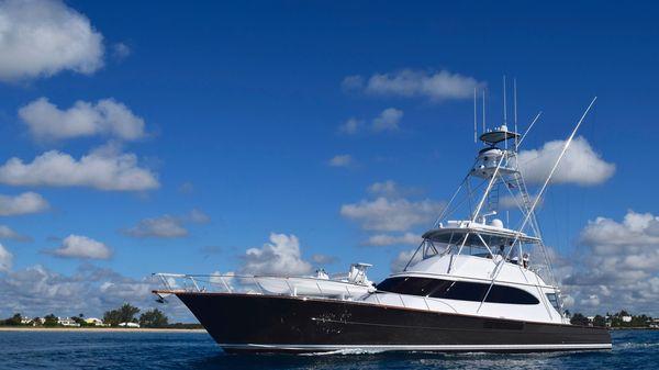 Merritt Boat Works 72' Custom Sportfish CARYALI