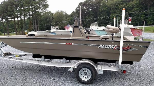 Alumacraft MV2072 AW Bay