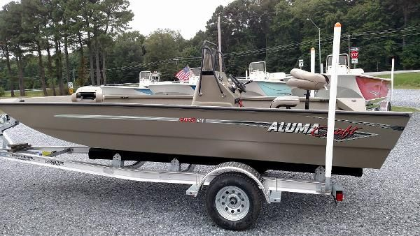Alumacraft MV2072 AW Bay - main image