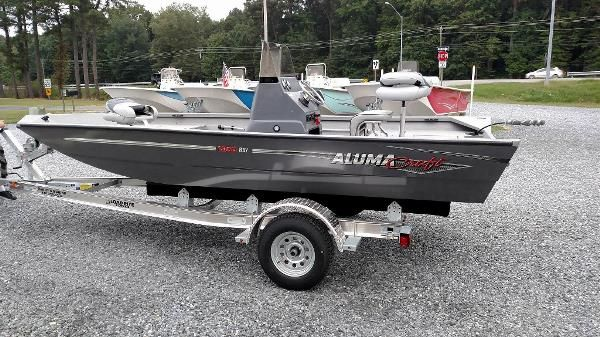 Alumacraft MV1860 AW Bay