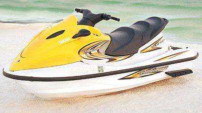Yamaha Boats WaveRunner XLT800
