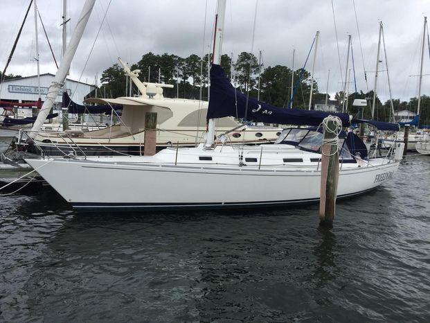 2003 J Boats J/42