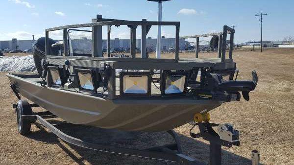 White River Marine Group 1860cc Sportsman