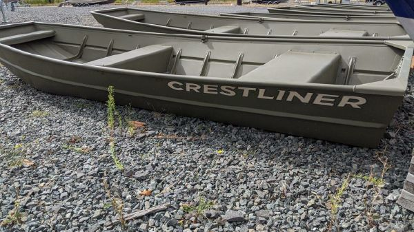 Crestliner 1436L CR Jon B3172
