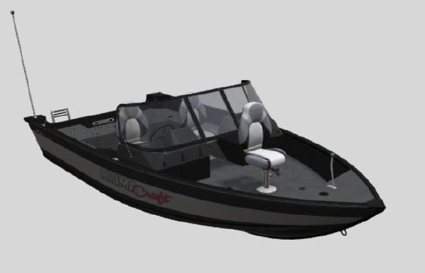 2022 Alumacraft Competitor 175 Sport