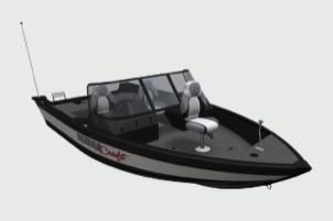 Alumacraft Competitor FSX 175 image