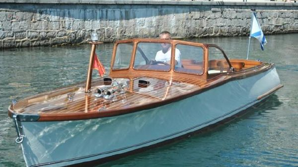 Germany Admiral Boat