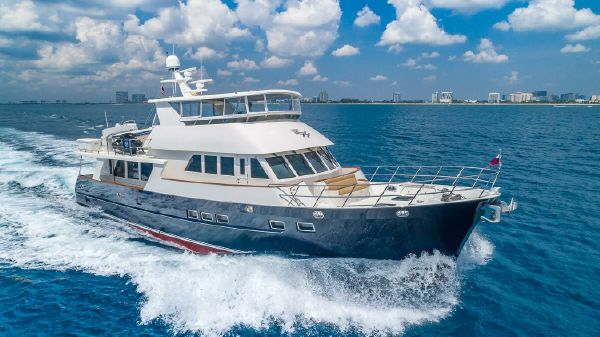 Alaskan 75 Pilothouse