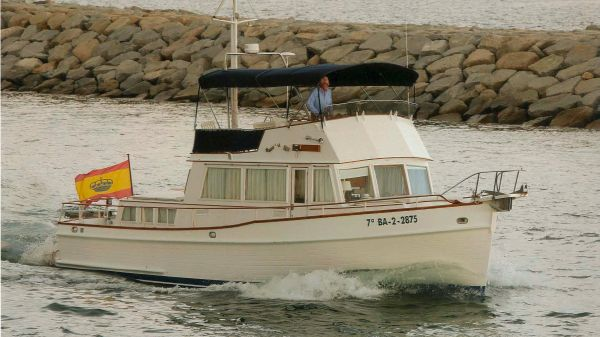 Trawler Yachts for Sale - Approved Boats