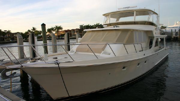 Offshore Pilothouse STARDUST