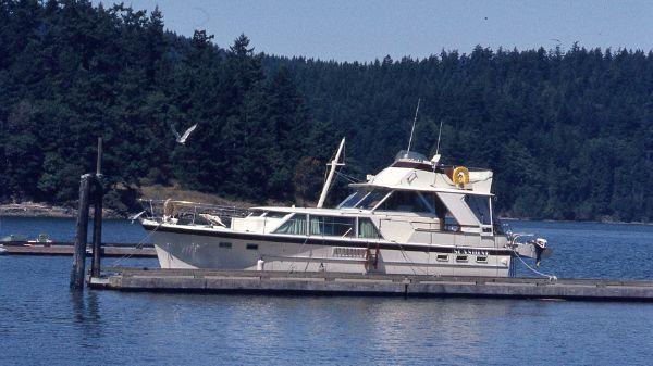 Hatteras Tri Cabin
