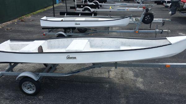 Gheenoe 15'6 CLASSIC With 15HP & Trailer