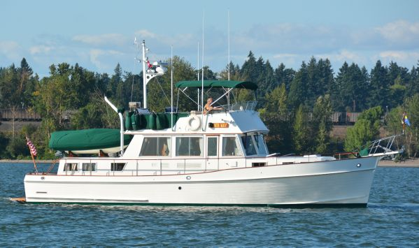 Grand Banks Aft Cabin Motor Yacht