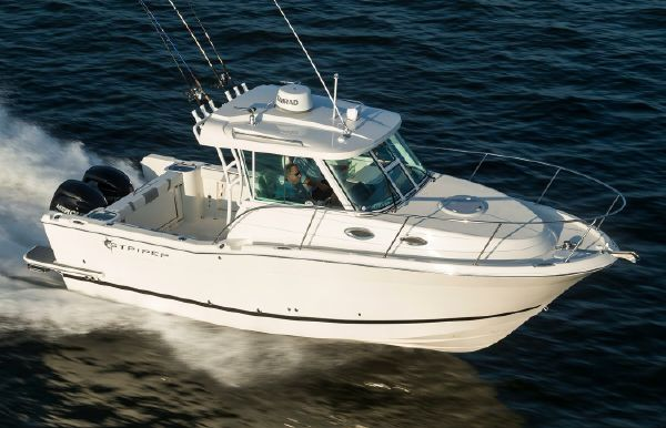 2018 Striper 270 Walkaround