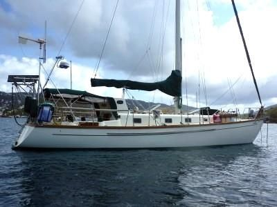 Soverel 41 Cutter